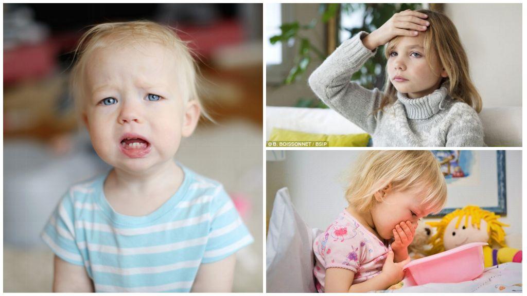 Симптомы заражения лямблиями
