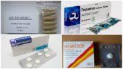 Препараты для лечения энтеробиоза у беременной женщины