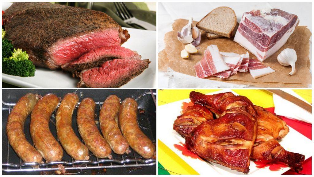 Блюда через которые можно заразиться трихинеллой