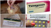 Таблетки на лямблиоз