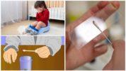 Анализ кала на яйца гельминтов у детей