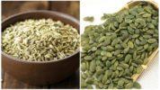 Семена с глистогонным эффектом