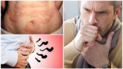 Симптомы анизакидоза