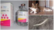 Ивермек для кошек