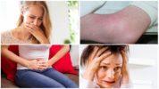 Симптомы заражения карликовым цепнем