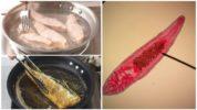 Тепловая обработка рыбы