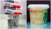 Препараты для борьбы с нематодой