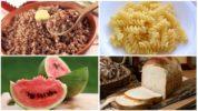 Разрешенные продукты при описторхозе