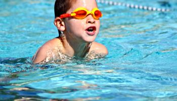 Отправляемся в бассейн с маленьким ребенком